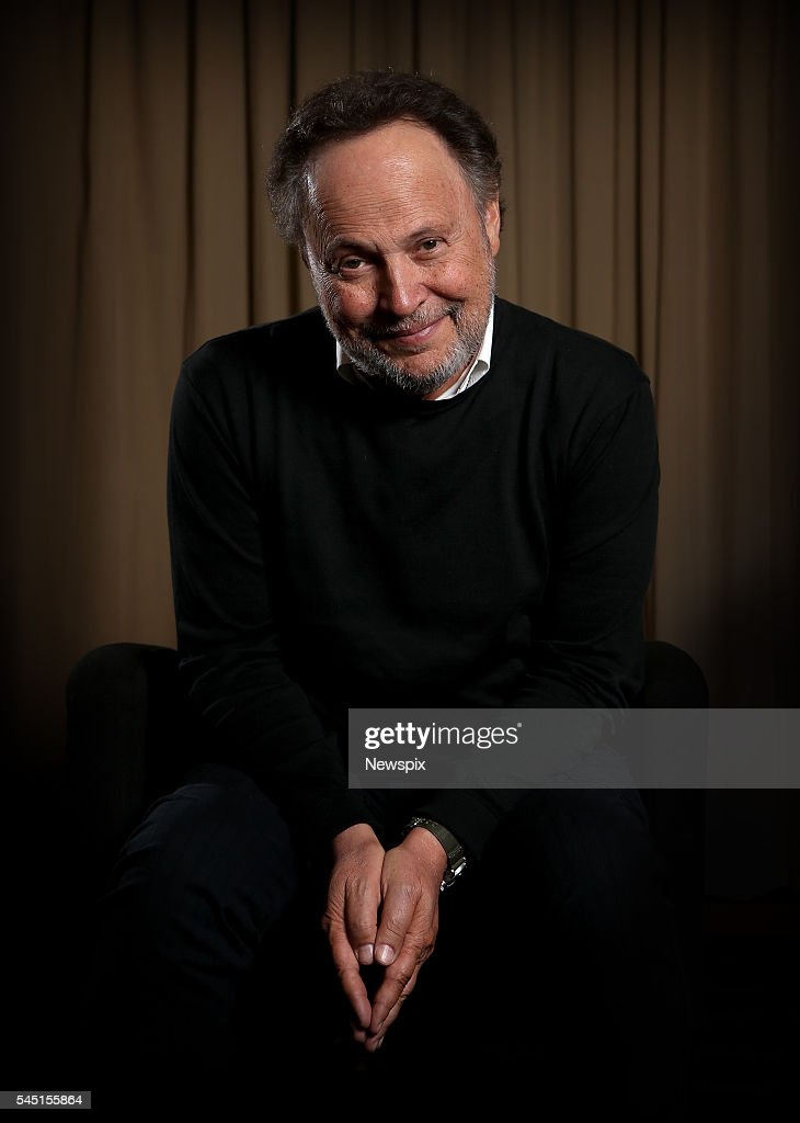 Billy Crystal Sydney Photo Shoot