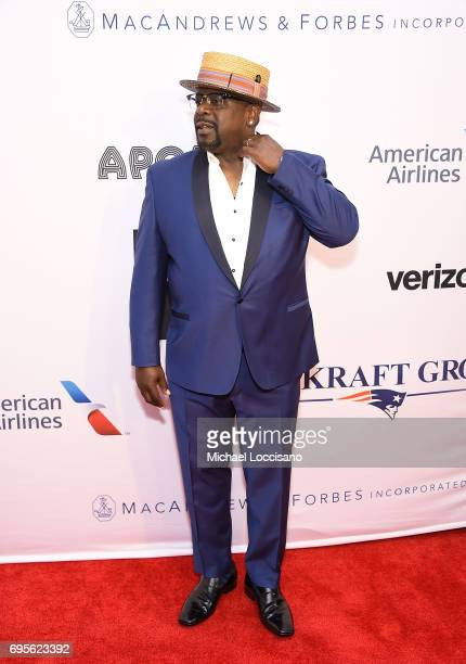 Actor and comedian Cedric the Entertainer attends the Apollo Spring Gala 2017 at The Apollo Theater on June 12 2017 in New York City