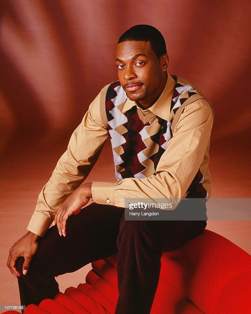 Actor and comedian Chris Tucker poses for a photo in 2006 in Los Angeles, California.
