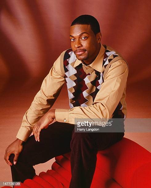 Actor and comedian Chris Tucker poses for a photo in 2006 in Los Angeles California