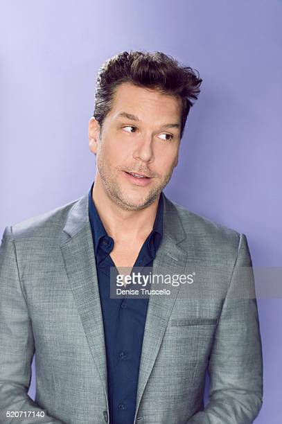 Actor and comedian Dane Cook poses for a portrait at the 2013 D23 Expo on August 6 2013 in Las Vegas Nevada