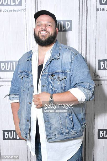 Actor and comedian Daniel Franzese visits Build to discuss his 'Yass YouÕre Amazing' comedy tour at Build Studio on July 25 2018 in New York City
