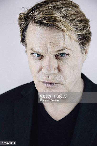 Actor and comedian Eddie Izzard is photographed on May 16 2015 in Cannes France