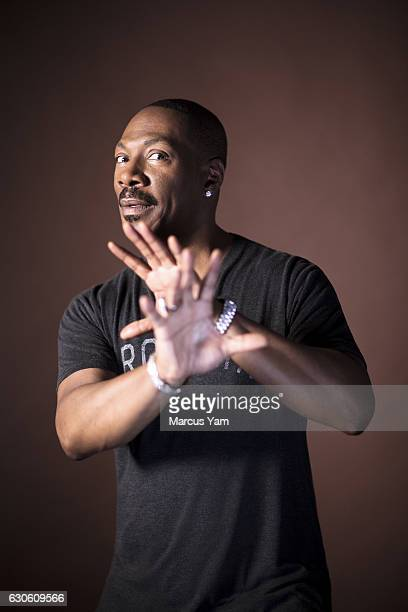 Actor and comedian Eddie Murphy is photographed for Los Angeles Times on November 15 2016 in Los Angeles California PUBLISHED IMAGE CREDIT MUST READ...