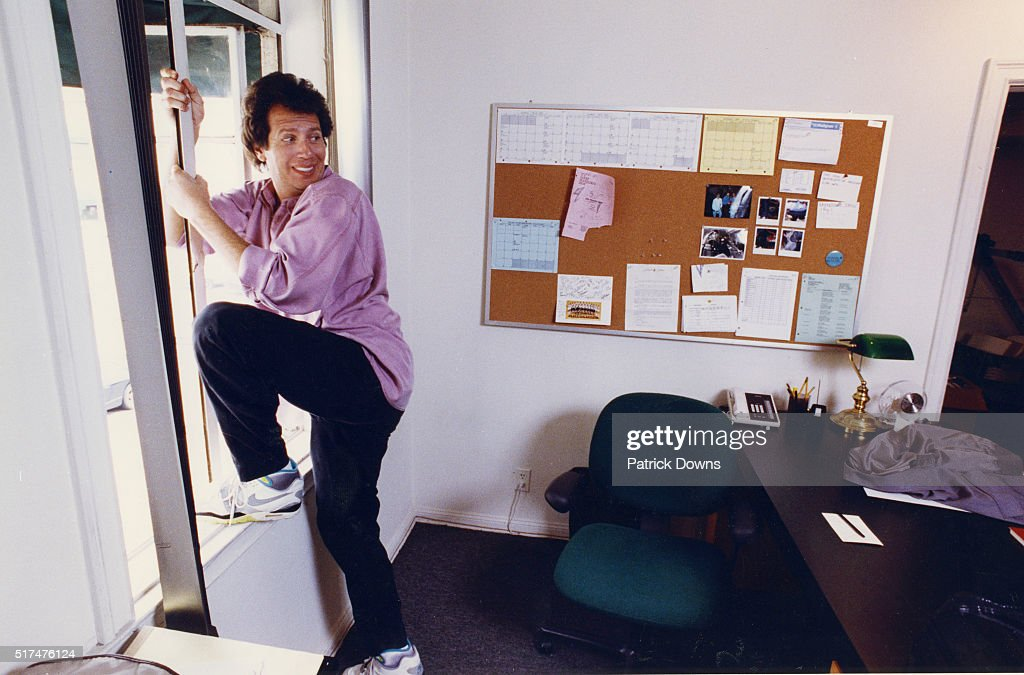 Garry Shandling, Los Angeles Times, 1990