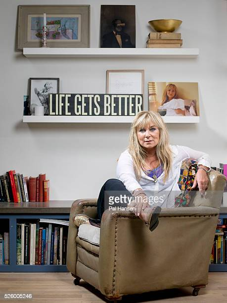 Actor and comedian Helen Lederer is photographed for Psychologies magazine on July 30, 2015 in London, England.