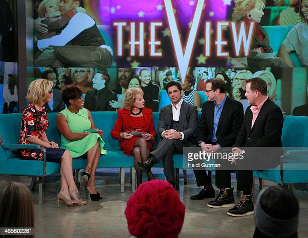 THE VIEW Actor and comedian Jay Mohr guest cohosts Guests include Full House actors John Stamos Bob Saget and Dave Coulier reunite Anthony Bourdain...