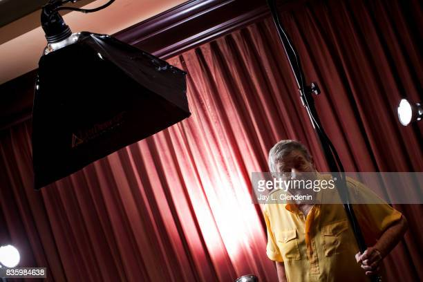 Actor and comedian Jerry Lewis is photographed at the South Point Hotel and Casino in Las Vegas site of his 44th annual Muscular Distrophy...