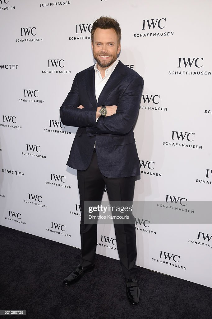 """IWC Schaffhausen Fourth Annual """"For the Love of Cinema"""" Gala During The Tribeca Film Festival 2016 - Arrivals"""