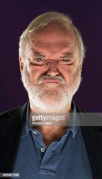 Actor and comedian John Cleese is photographed for the Guardian on June 10 2015 in London England