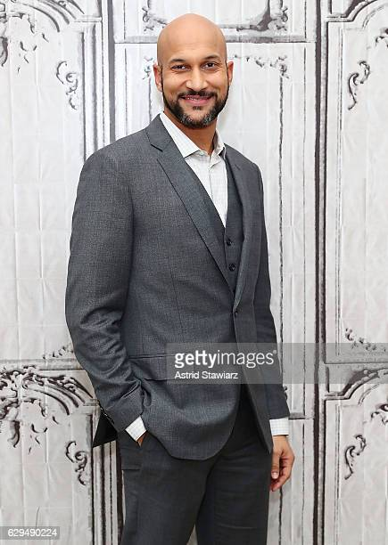 """Actor and comedian Keegan-Michael Key attends Build Presents Keegan-Michael Key Discussing """"Why Him?"""" at AOL HQ on December 13, 2016 in New York City."""