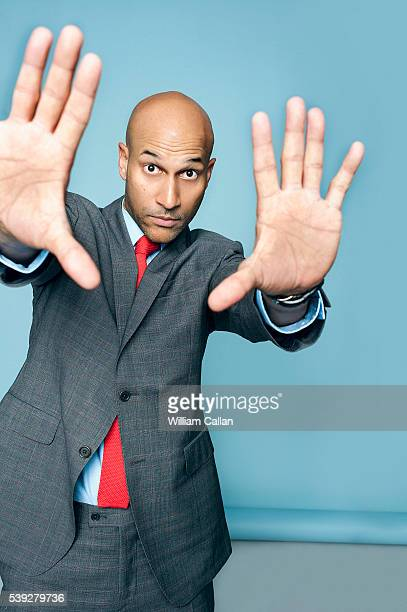 Actor and comedian KeeganMichael Key is photographed for The Wrap on April 6 2016 in Los Angeles California