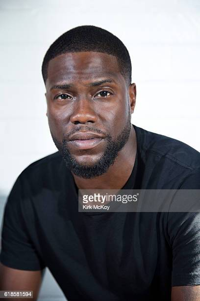 Actor and comedian Kevin Hart is photographed for Los Angeles Times on October 10 2016 in Los Angeles California PUBLISHED IMAGE CREDIT MUST READ...