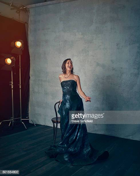 Actor and comedian Kristen Schaal is photographed for Emmy magazine on September 20, 2015 in Los Angeles, California.