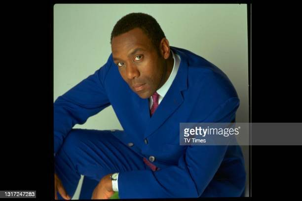 Actor and comedian Lenny Henry, circa 1999.
