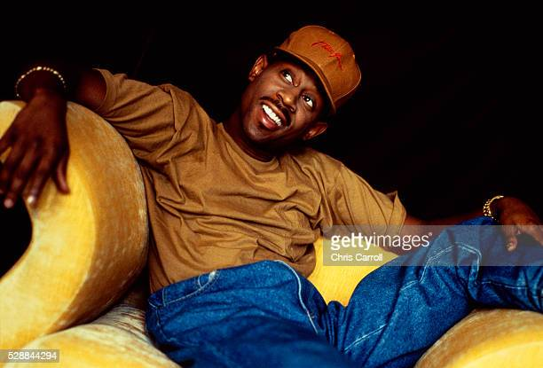 Actor and Comedian Martin Lawrence Looking Up