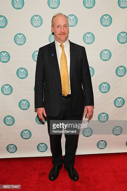 Actor and comedian Matt Walsh attends the 6th Annual Shorty Awards on April 7 2014 in New York City