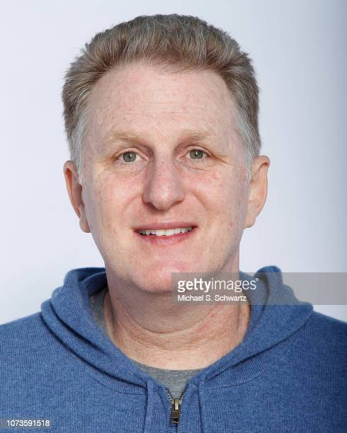 Actor and Comedian Michael Rapaport poses during his appearance at The Ice House Comedy Club on December 14 2018 in Pasadena California
