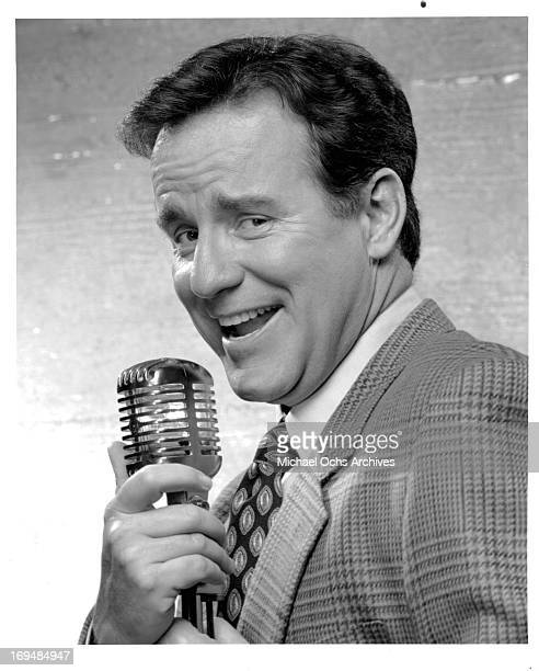Actor and Comedian Phil Hartman poses for a portrait in circa 1990