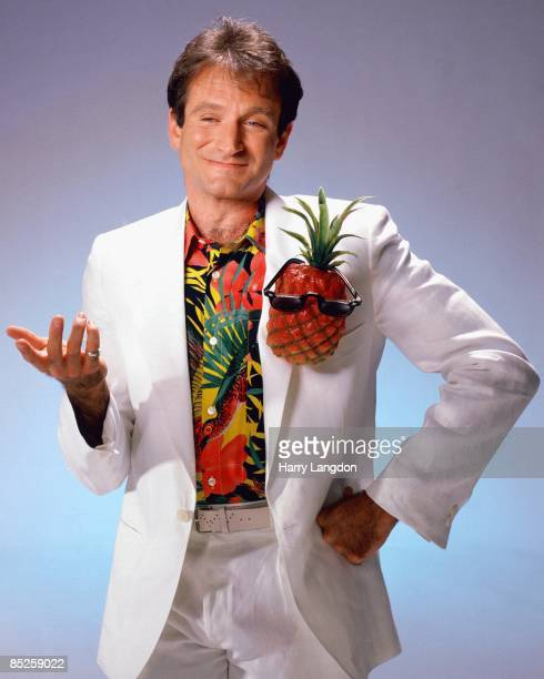 Actor and comedian Robin Williams poses for a portrait circa 1999 in Los Angeles, California.