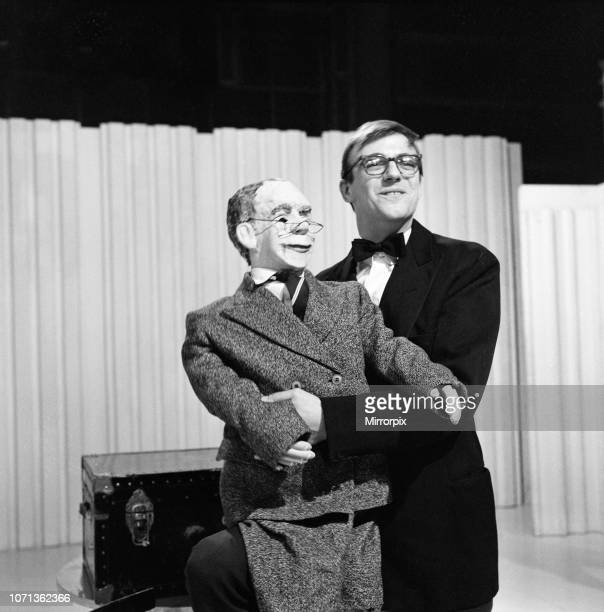 Actor and comedian Roy Hudd 11th April 1965