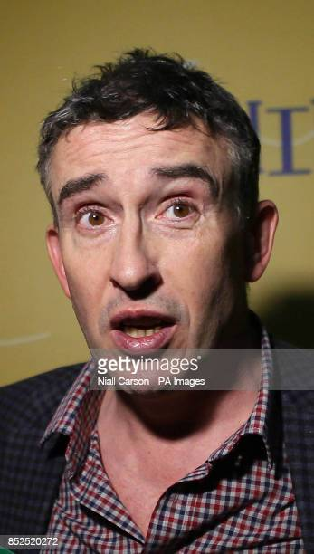 Actor and comedian Steve Coogan attends a screening of the film Philomena at the Irish Film Institute Dublin