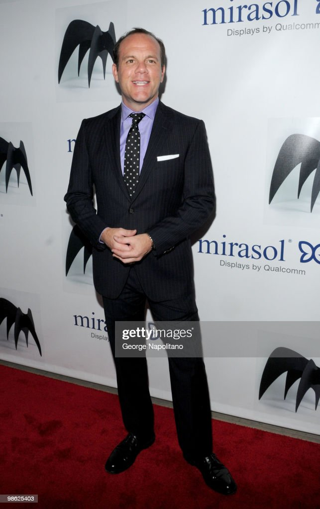 Actor and comedian Tom Pappa attends the 45th Annual National Magazine Awards at Alice Tully Hall, Lincoln Center on April 22, 2010 in New York City.