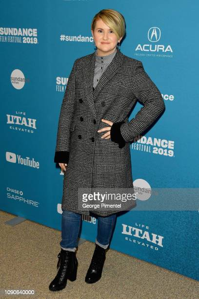 Actor and commedian Jillian Bell attends the Brittany Runs A Marathon Premiere during the 2019 Sundance Film Festival at Eccles Center Theatre on...