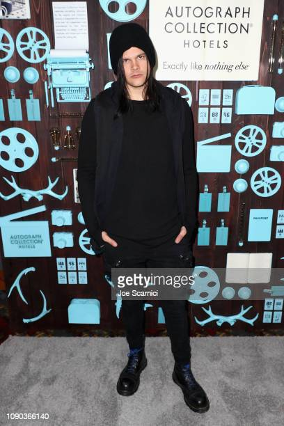 Actor and composer Travis Bacon attends a brunch celebrating Girls Weekend hosted by Vulture and Big Swing Productions on January 27 2019 in Park...