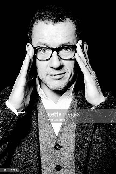 Actor and director Dany Boon is photographed for Self Assignment on January 5 2017 in Montpellier France
