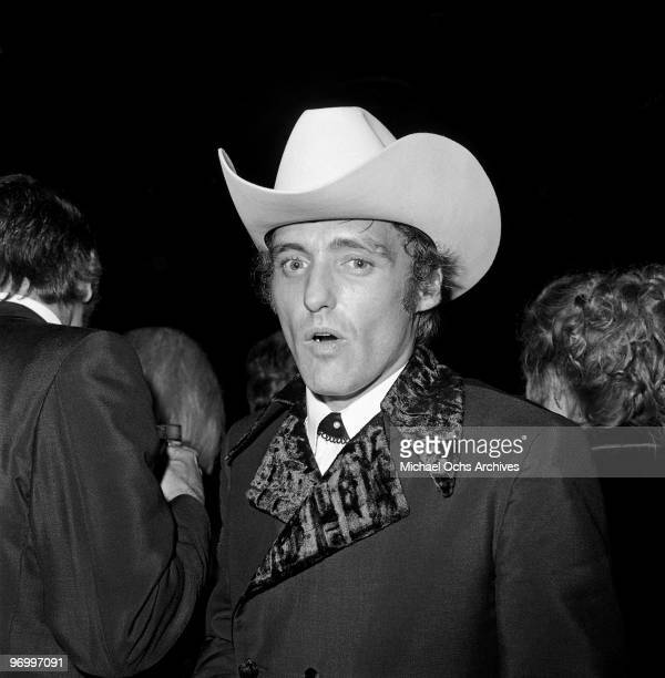 Actor and director Dennis Hopper attends the Governor's Ball after the 42nd Acadamy Awards on April 7, 1970 in Los Angeles, California.