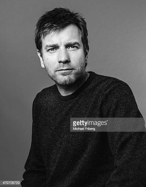 Actor and director Ewan McGregor is photographed for Variety on February 3 2015 in Park City Utah