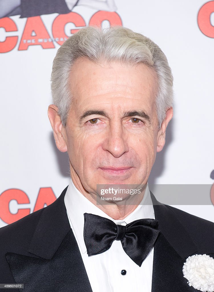 Actor and director James Naughton attends the 7,486th performance of 'Chicago', the second longest running Broadway show of all time at Ambassador Theater on November 23, 2014 in New York City.