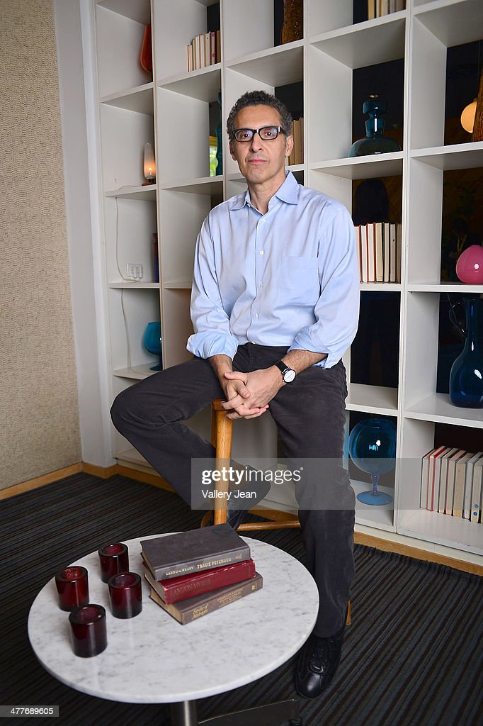 Actor and director John Turturro poses for a portrait session promoting his new film 'Fading Gigolo' during the Miami International Film Festival 2014 at The Standard on March 10, 2014 in Miami Beach, Florida.