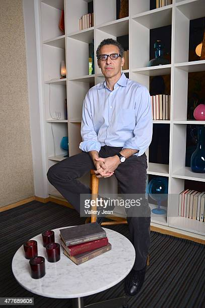 Actor and director John Turturro poses for a portrait session promoting his new film 'Fading Gigolo' during the Miami International Film Festival...