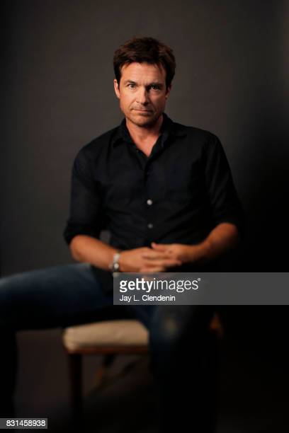Actor and director of Netflix's 'Ozark' Jason Bateman is photographed for Los Angeles Times on June 28 2017 in Los Angeles California PUBLISHED IMAGE...