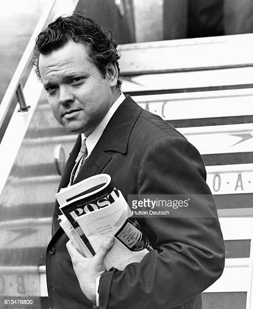 Actor and Director Orson Welles 1951