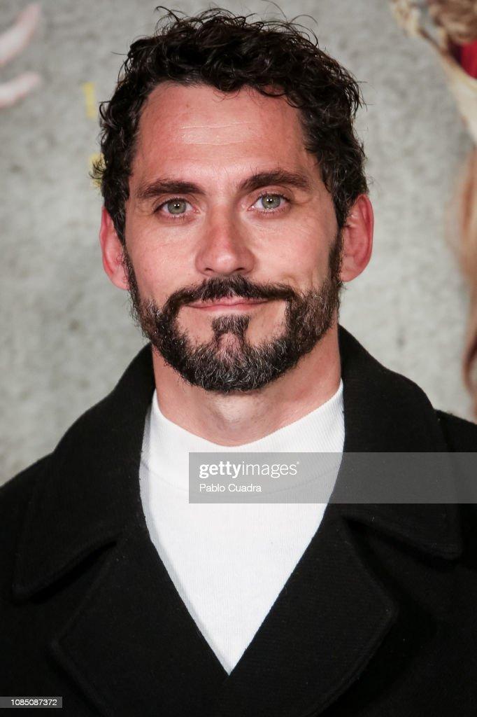 Actor and director Paco Leon attends the  Tiempo Despues  premiere ... f33e74528fa
