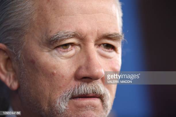 Actor and director Patrick Duffy arrives for the 71st Annual Directors Guild Of America Awards at the Ray Dolby Ballroom in Hollywood on February 2...