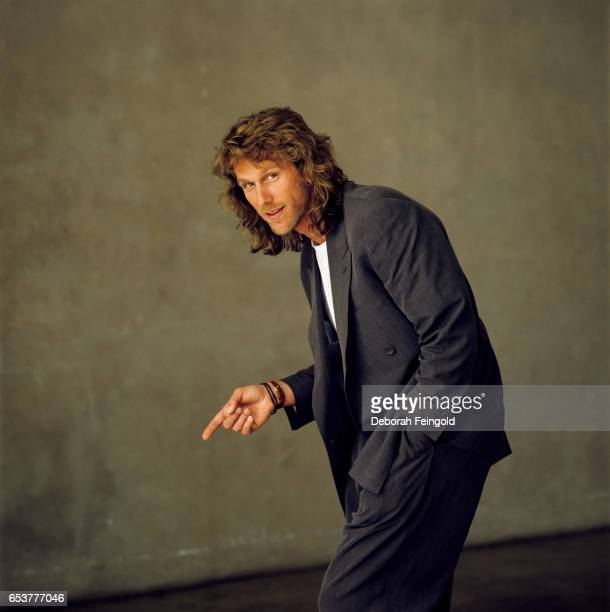 Actor and director Peter Horton poses for a portrait in 1985 in Los Angeles, California.