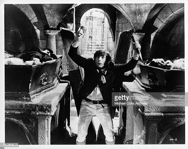 Actor and director Roman Polanski in the film 'Dance of the Vampires' aka 'The Fearless Vampire Killers' Photo by Michael Ochs Archives/Getty Images