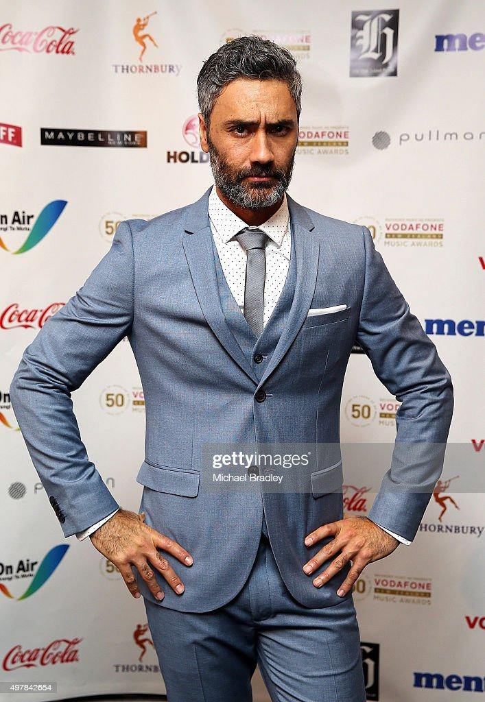 Vodafone New Zealand Music Awards : News Photo