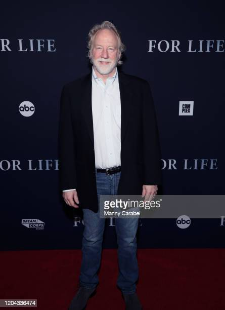 Actor and director Timothy Busfield attends ABC's For Life New York premiere at Alice Tully Hall Lincoln Center on February 05 2020 in New York City