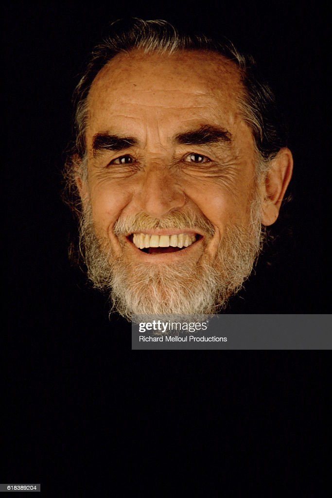 Actor and Director Vittorio Gassman : Photo d'actualité