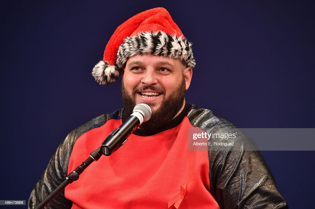 Actor and ETAF Ambassador Daniel Franzese performs at the special event held at UCLA to commemorate World AIDS Day on December 1, 2015 in Los Angeles, CA. on December 1, 2015 in Los Angeles, CA.