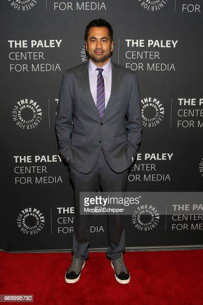 Actor and event moderator Kal Penn attends The Paley Center For Media Presents Bill Nye Saves The World Screening And QA at The Paley Center for...