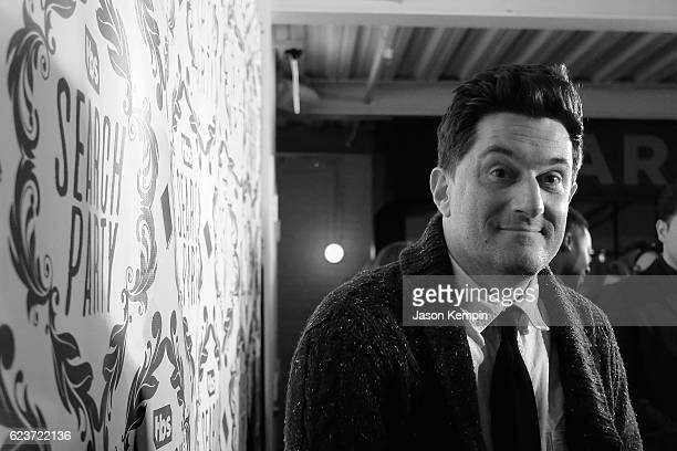 Actor and Executive Producer Michael Showalter attends the Search Party NYC Premiere at Metrograph on November 16 2016 in New York City 26022_021