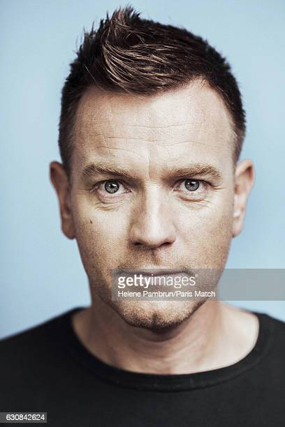 Actor and film director Ewan McGregor is photographed for Paris Match on October 6 2016 in Paris France