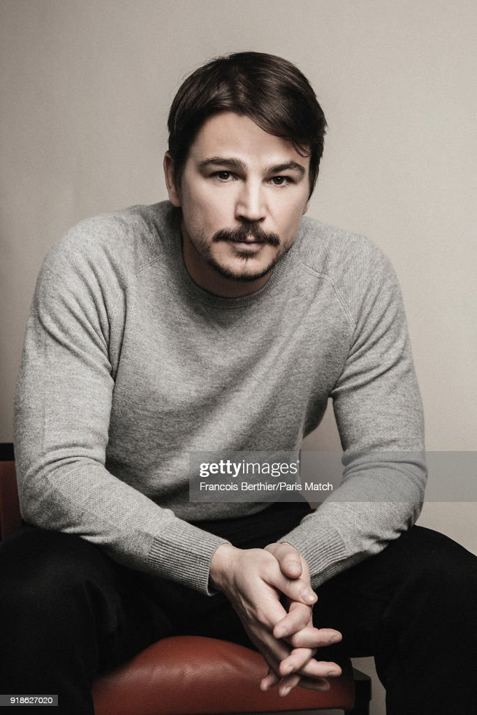 Josh Hartnett, Paris Match Issue 3586, February 7 2018
