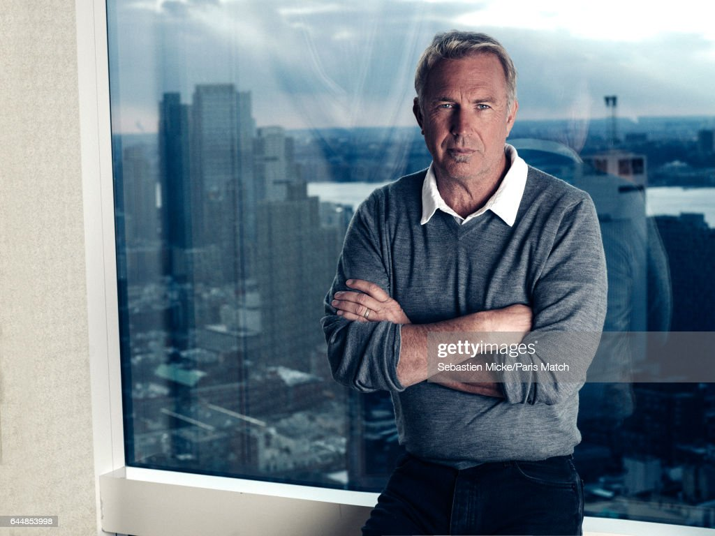Kevin Costner, Paris Match Issue 3535, February 22, 2017